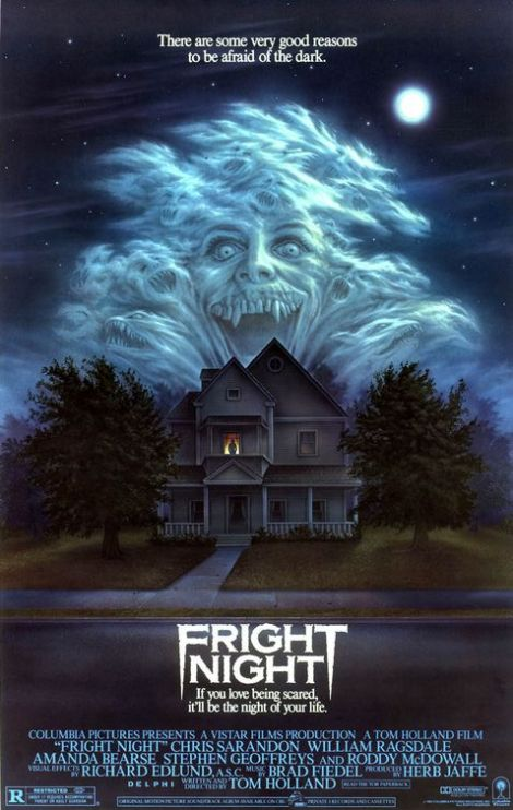 Fright Night - the first time